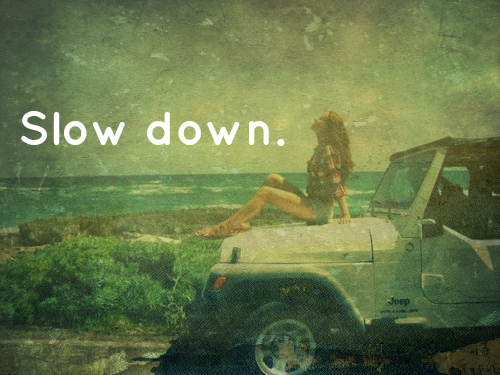 slow down, jeep, girl, wait for the boy to find you
