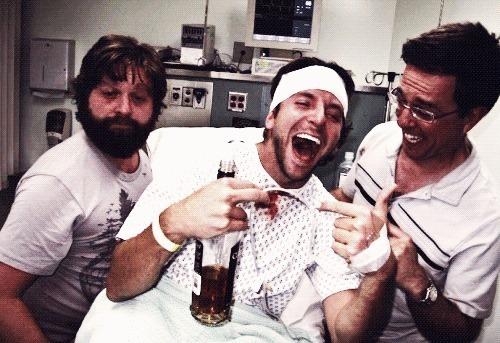 the hangover hospital